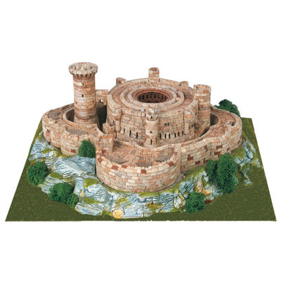 Bellver Castle Model Kit