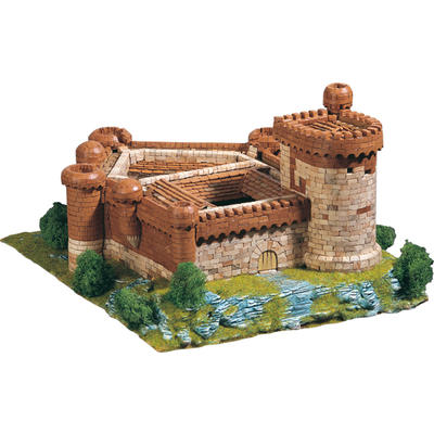 Arevalo Castle Model Kit