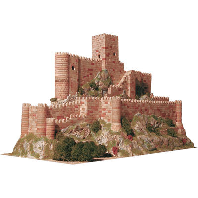 Almansa Castle Model Kit