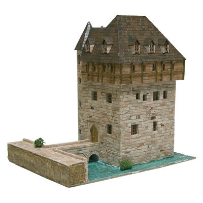 Crupet Castle Model Kit