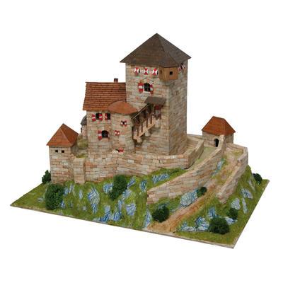 Burg Branzoll Model Kit