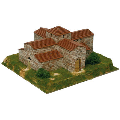 San Pedro Church Model Kit