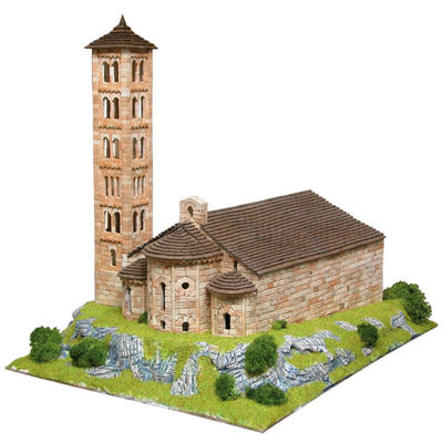 Sant Climent Church Model Kit