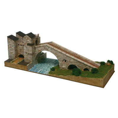 Camprod�n Bridge Model Kit