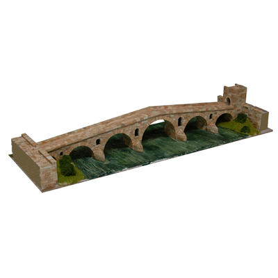La Reina Bridge Model Kit