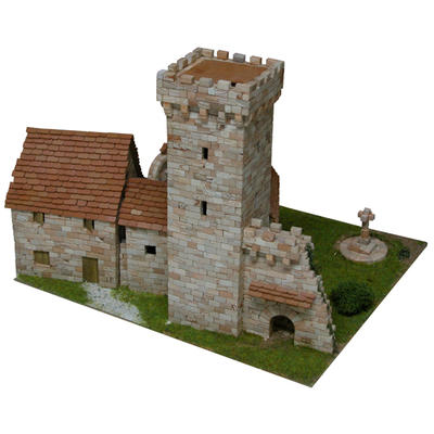 Medieval Tower Model Kit