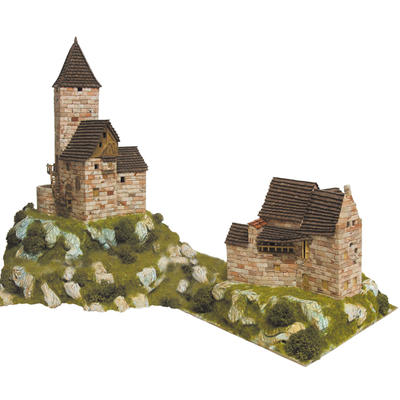 HO Rural Refuges Model Kit