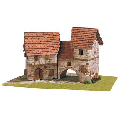 Country Houses 8 Model Kit