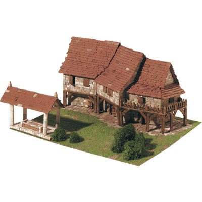 Country Houses Model Kit