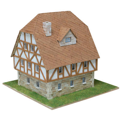 German House Model Kit
