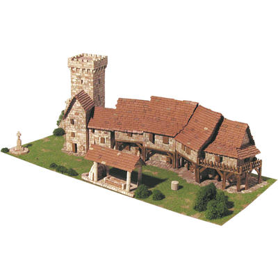 Cantabrian Diorama Model Kit