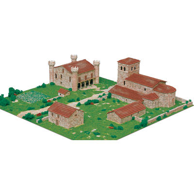 Rural village Model Kit